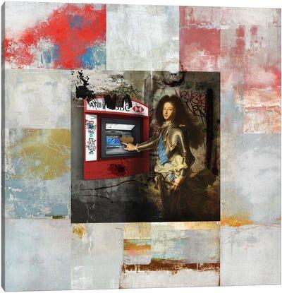 ATM Canvas Art Print