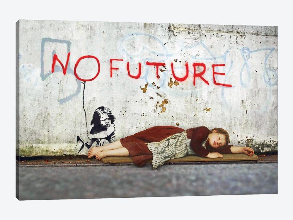 No Future by José Luis Guerrero 1-piece Canvas Artwork