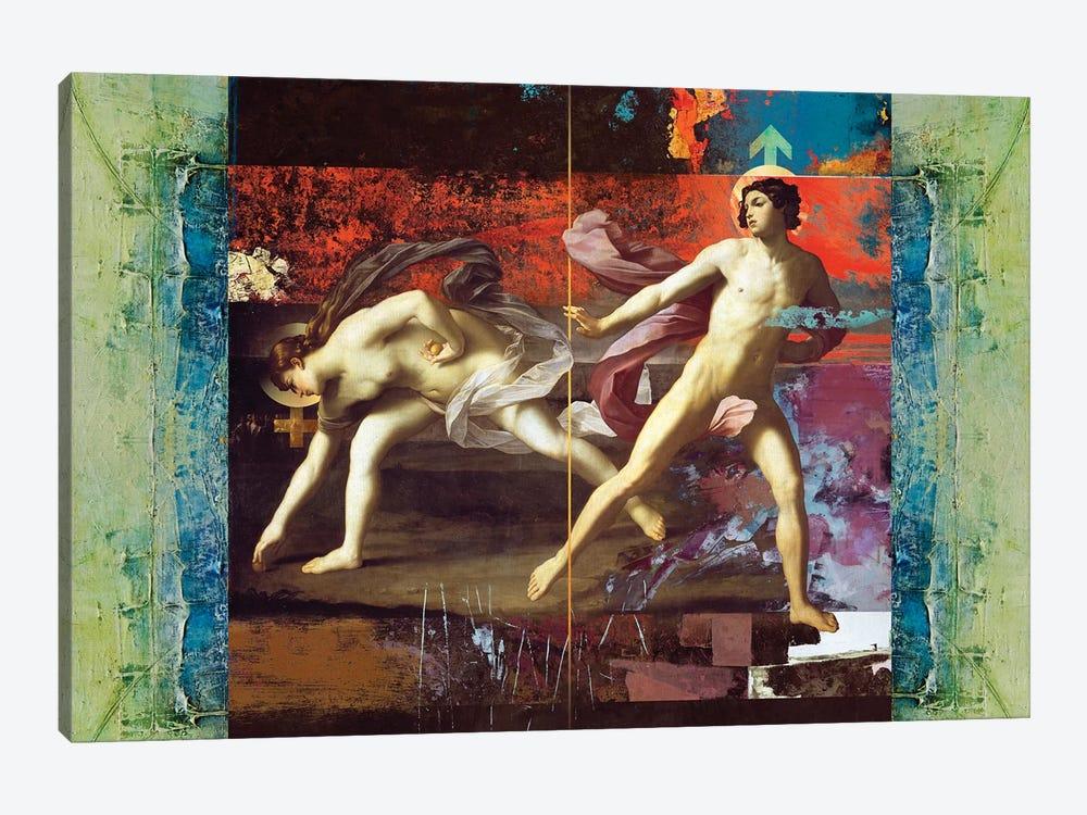 She & He by José Luis Guerrero 1-piece Canvas Art Print
