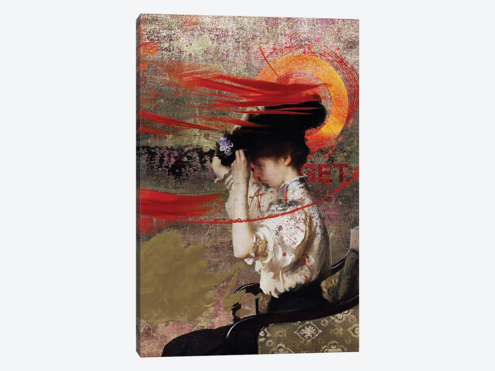 The Hat by José Luis Guerrero 1-piece Canvas Art Print
