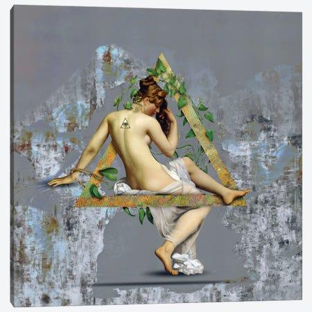 Venus 3-Piece Canvas #JLG77} by José Luis Guerrero Canvas Art Print