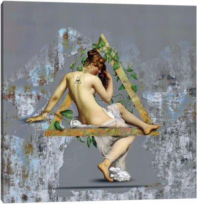 Venus Canvas Art Print