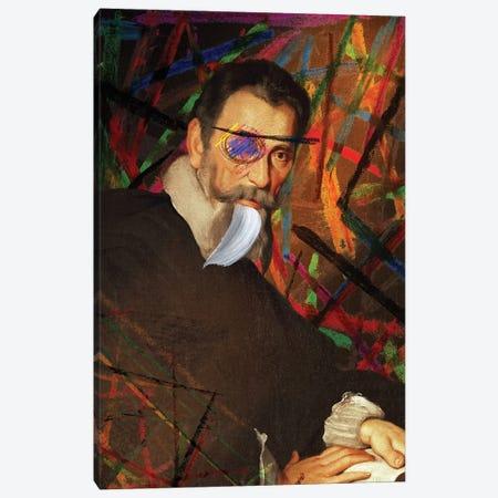 Buccaneer Canvas Print #JLG8} by José Luis Guerrero Canvas Art