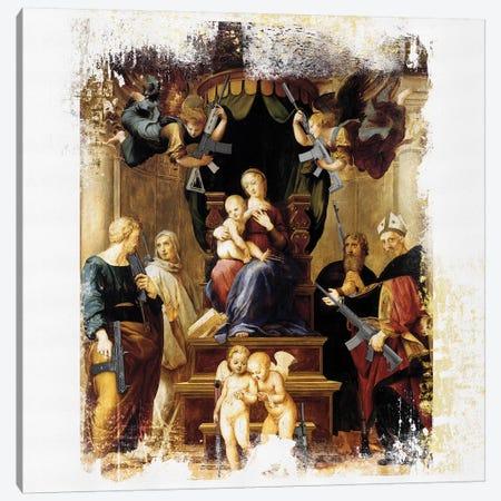 The Second Coming  Canvas Print #JLG91} by José Luis Guerrero Canvas Wall Art