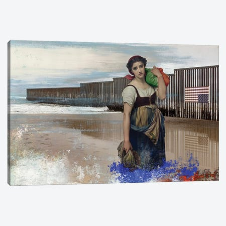 Caravan To The North Canvas Print #JLG93} by José Luis Guerrero Canvas Art