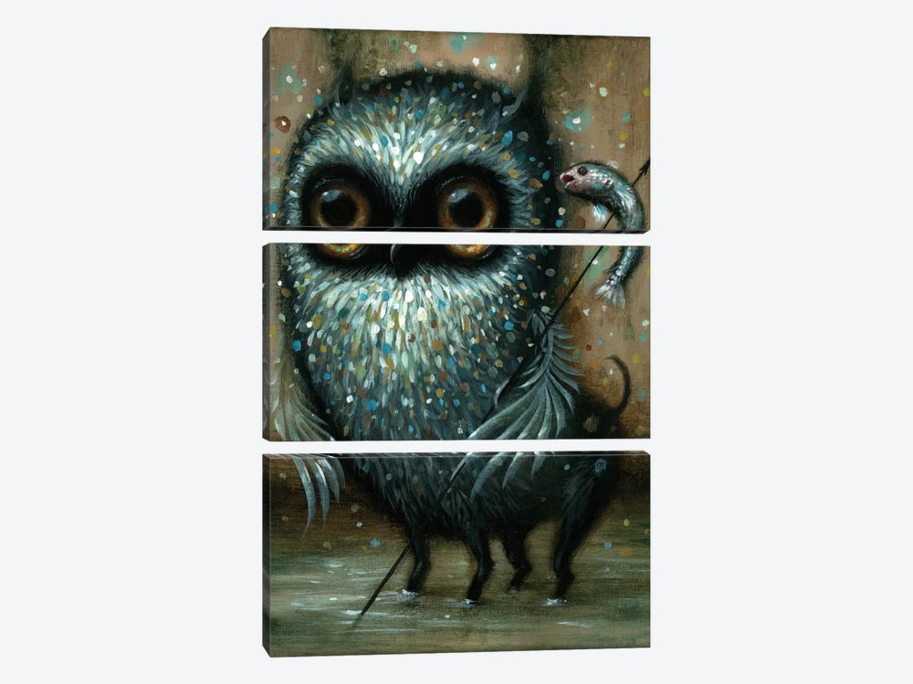 Hunt by Jason Limon 3-piece Canvas Art