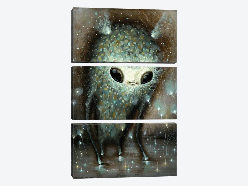 Luminous Transmission by Jason Limon 3-piece Canvas Wall Art