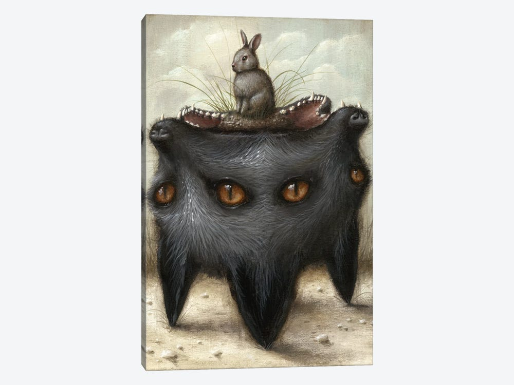 Perilous Hunch by Jason Limon 1-piece Canvas Wall Art