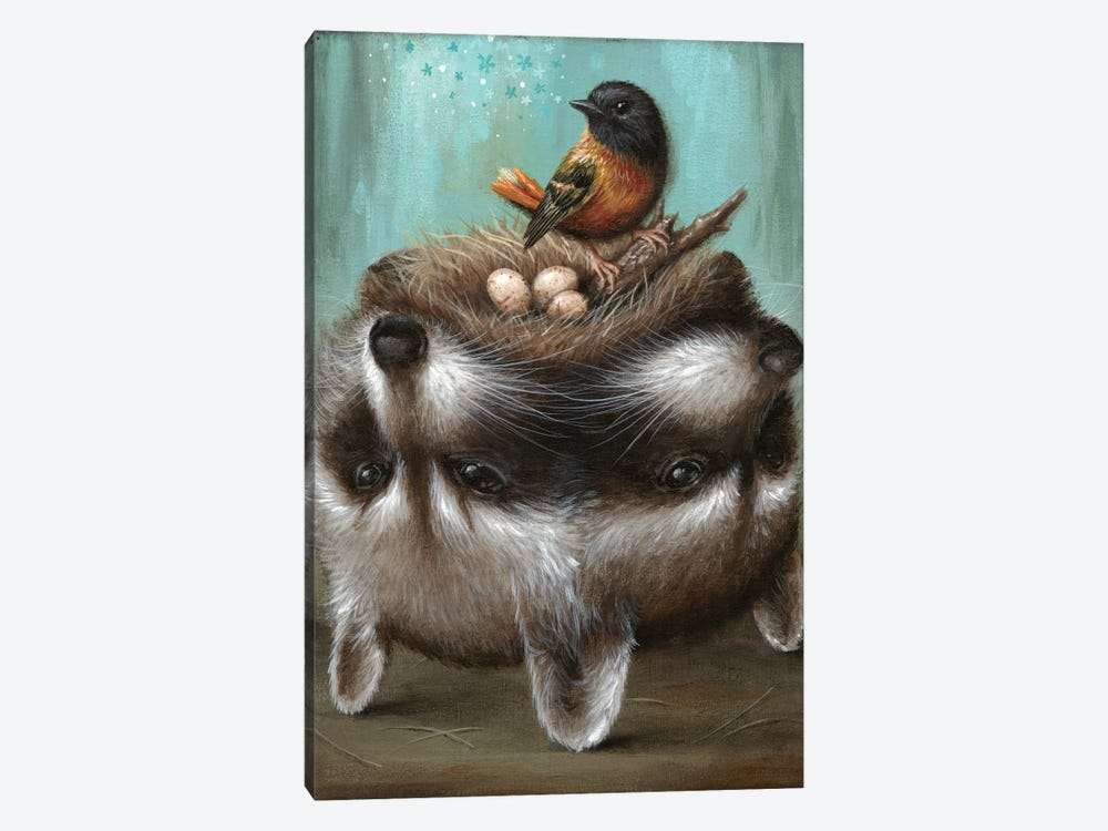 Perilous Nest by Jason Limon 1-piece Canvas Print