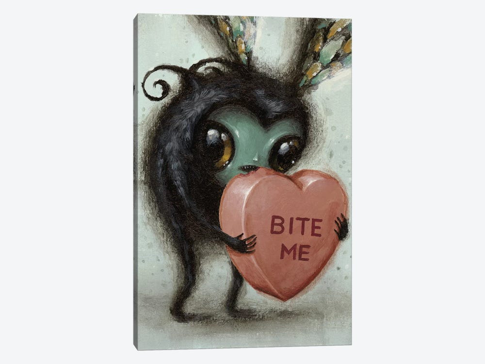 Bite Me by Jason Limon 1-piece Canvas Art