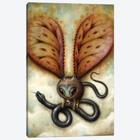 Stop Squirming! Canvas Print #JLI41} by Jason Limon Canvas Print