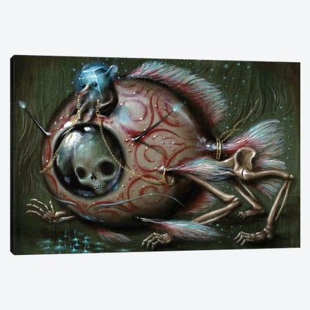 Bottom Feeder Canvas Print #JLI5} by Jason Limon Canvas Art Print
