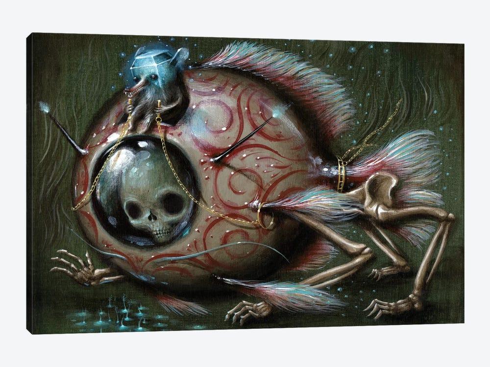 Bottom Feeder by Jason Limon 1-piece Canvas Art