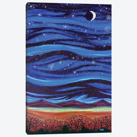 In The Heavens As On Earth Canvas Print #JLK115} by Jerry Lee Kirk Canvas Wall Art