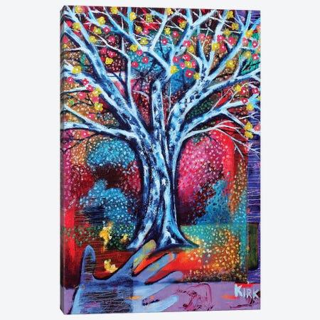 Dreaming Tree Canvas Print #JLK23} by Jerry Lee Kirk Canvas Art Print