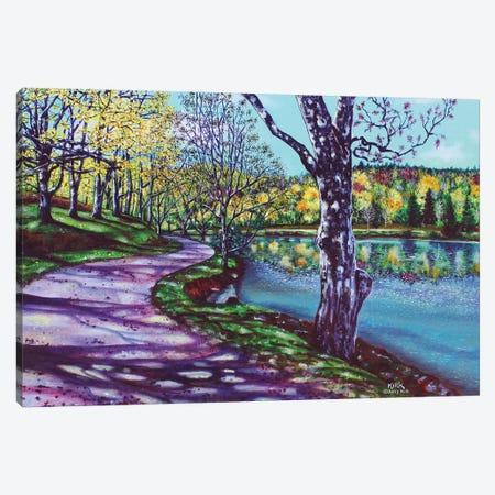 Heaven Canvas Print #JLK35} by Jerry Lee Kirk Canvas Print