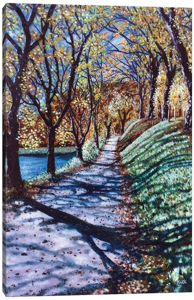Sunshine Day Canvas Art Print