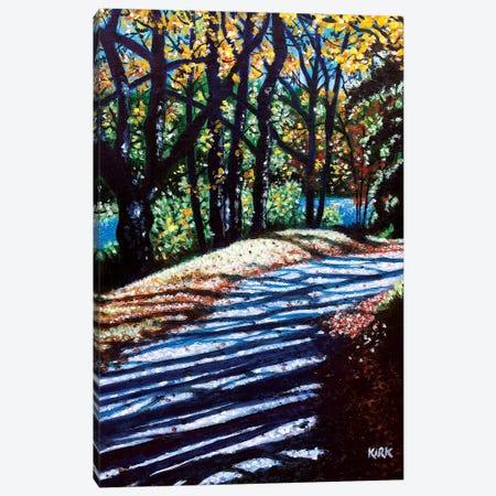 Towards The Light Canvas Print #JLK94} by Jerry Lee Kirk Canvas Art Print