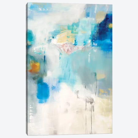 Celeste Motion I Canvas Print #JLL101} by Jill Martin Art Print