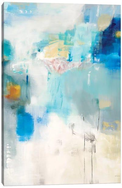 Celeste Motion I Canvas Art Print