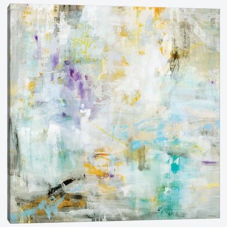 Commentary Canvas Print #JLL106} by Jill Martin Canvas Wall Art