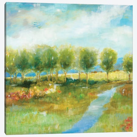 Dell Canvas Print #JLL112} by Jill Martin Canvas Wall Art
