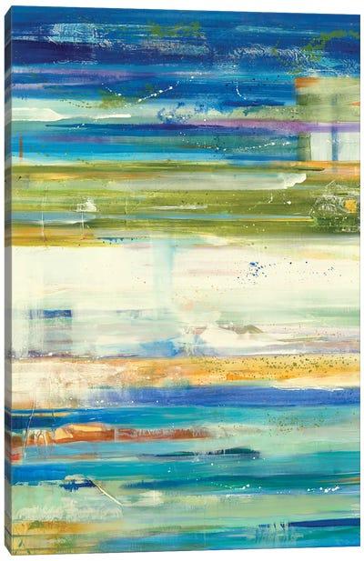 Distance Canvas Art Print