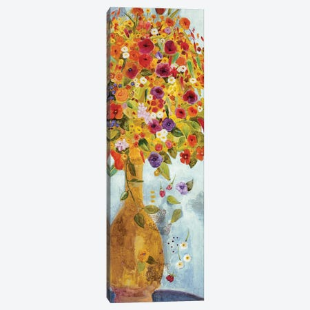 Exuberance II 3-Piece Canvas #JLL11} by Jill Martin Canvas Print