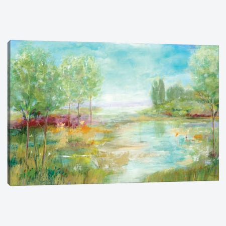 Lowlands Canvas Print #JLL144} by Jill Martin Canvas Artwork