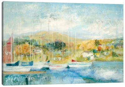 Maritime  Canvas Art Print