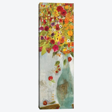 Merriment II (Garden Bliss)    Canvas Print #JLL149} by Jill Martin Art Print