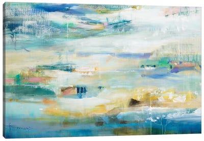 Mixed Signals Canvas Art Print