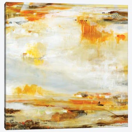Orange Vapor Canvas Print #JLL154} by Jill Martin Art Print