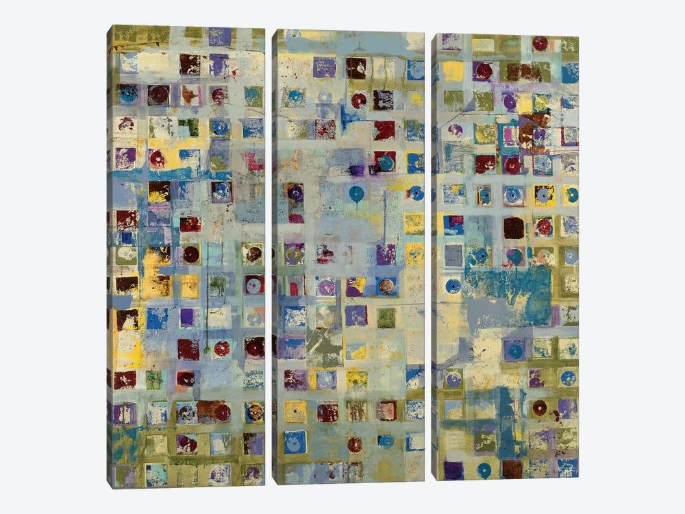 Gadabout by Jill Martin 3-piece Canvas Wall Art