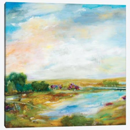 The Long View Canvas Print #JLL174} by Jill Martin Art Print