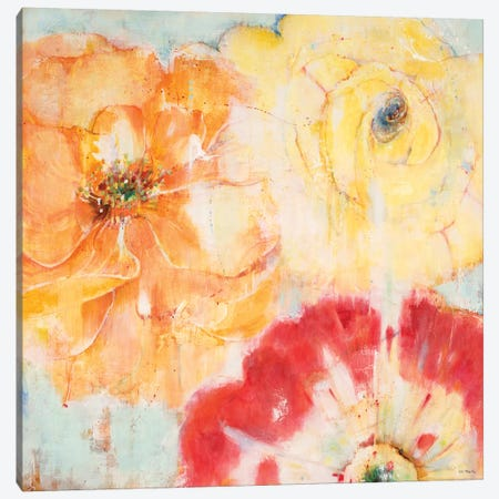 Trio Encore Canvas Print #JLL179} by Jill Martin Canvas Wall Art
