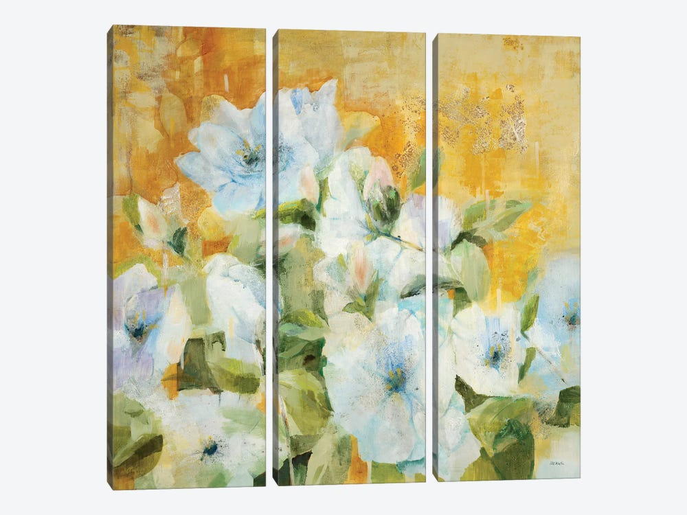 Intuition I by Jill Martin 3-piece Canvas Artwork