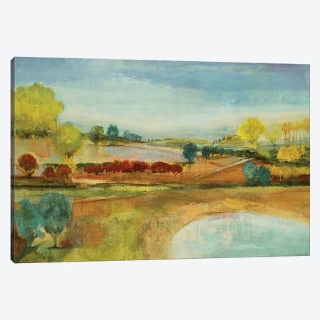 Verdant Canvas Print #JLL181} by Jill Martin Canvas Art Print