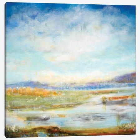Wetlands II Canvas Print #JLL183} by Jill Martin Art Print