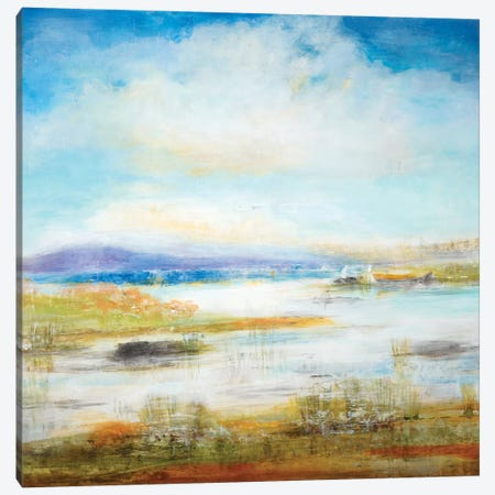 Wetlands Too Canvas Print #JLL184} by Jill Martin Canvas Wall Art