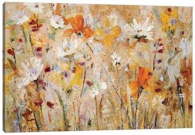 Jostle Canvas Art Print