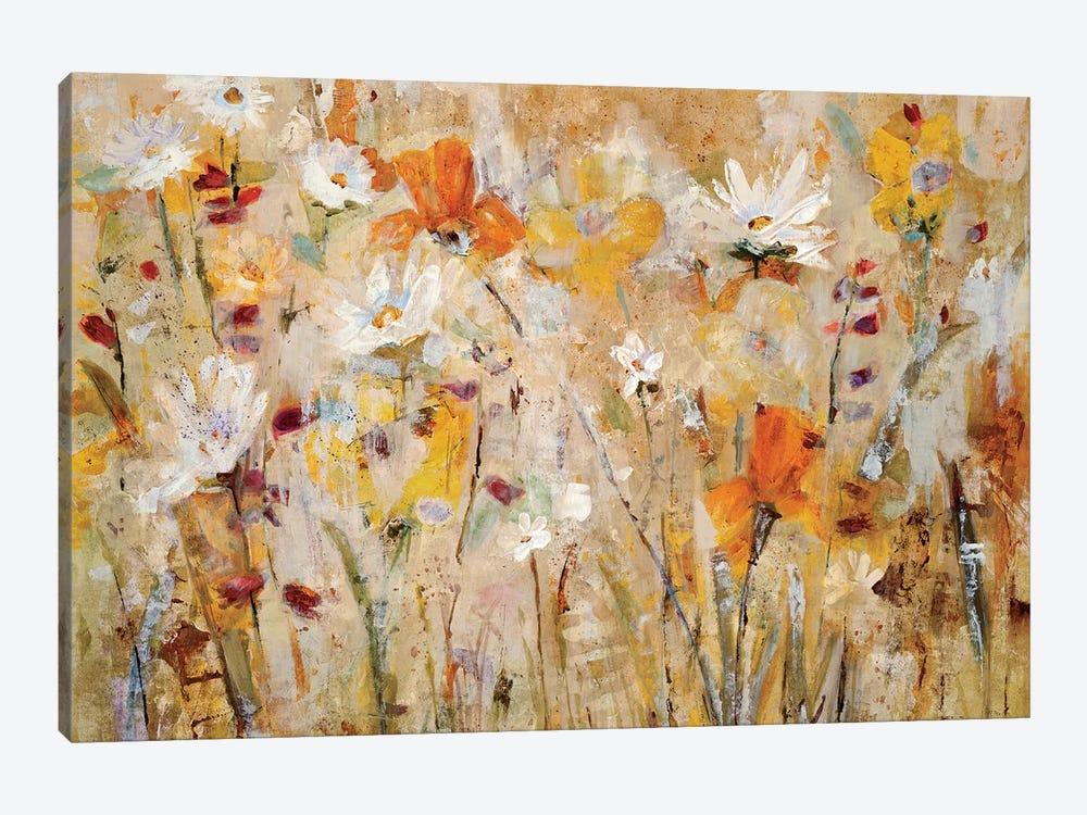 Jostle by Jill Martin 1-piece Canvas Wall Art