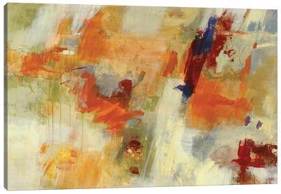 Algorithm Canvas Art Print