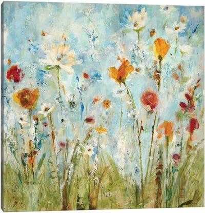 Jounce Canvas Art Print