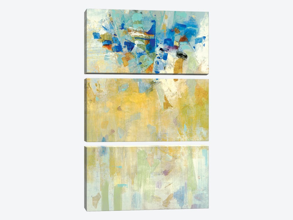 Meeting Place I by Jill Martin 3-piece Canvas Art