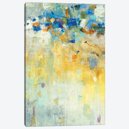 Meeting Place II Canvas Print #JLL23} by Jill Martin Canvas Artwork