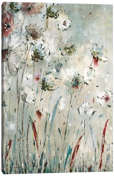 Night Flowers Canvas Art Print