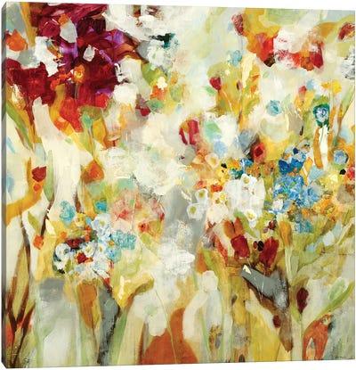 Piquant Canvas Art Print