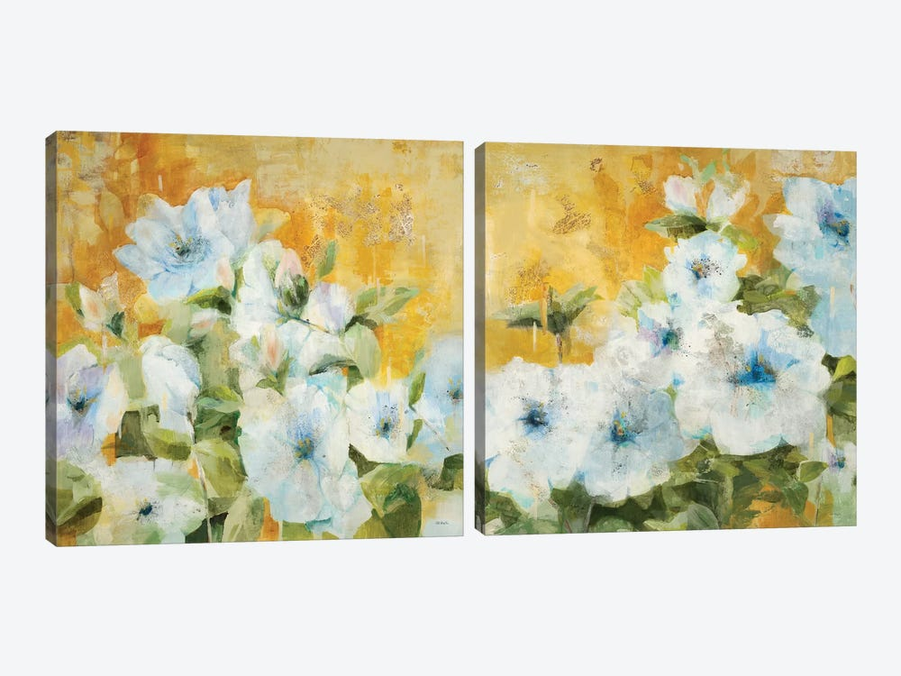 Intuition Diptych by Jill Martin 2-piece Canvas Wall Art