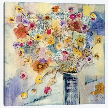 Popcorn I Canvas Print #JLL30} by Jill Martin Canvas Print